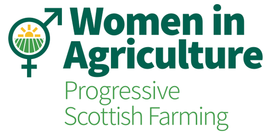 Image displaying the Women in Agriculture logo.